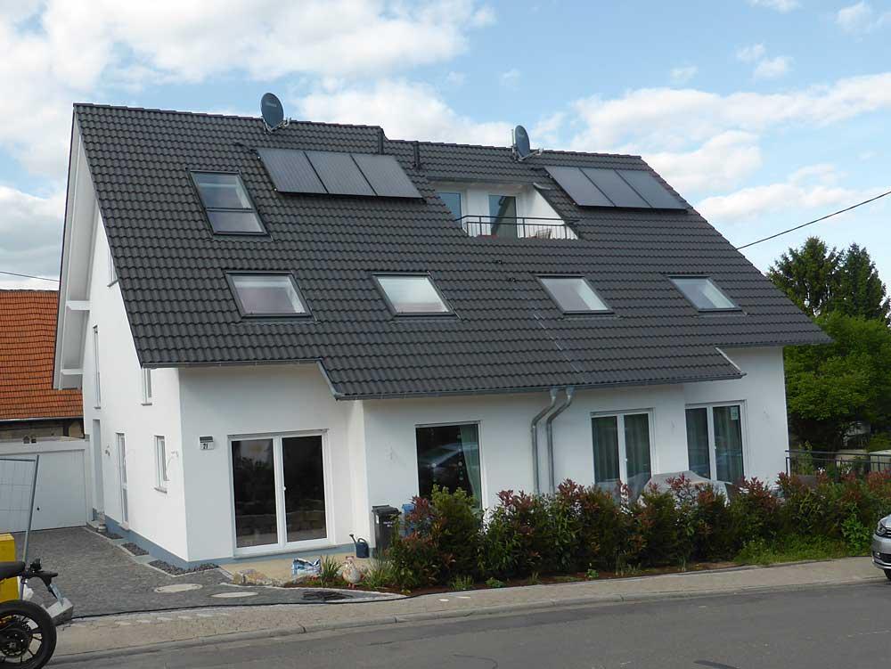 Doppelhäuser Hofheim