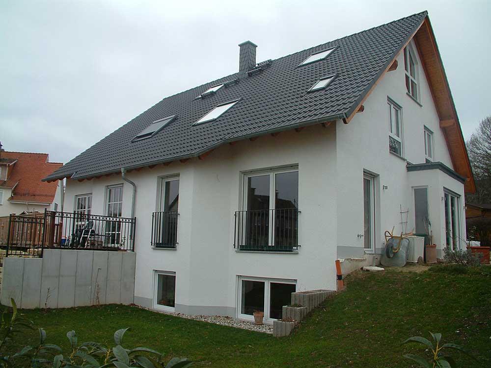 Doppelhäuser Königstein