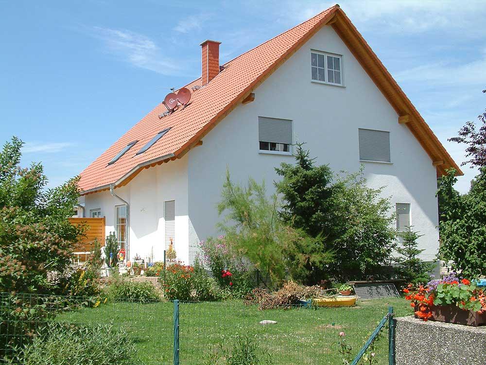 Doppelhäuser Wehrheim