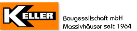Logo der Keller Baugesellschaft